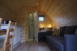 thumb hare lodge internal view 2 - Glamping North East