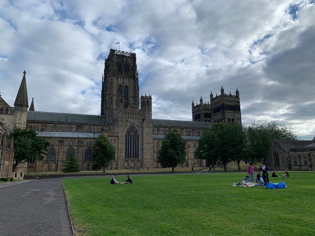 durham cathedral - Glamping North East