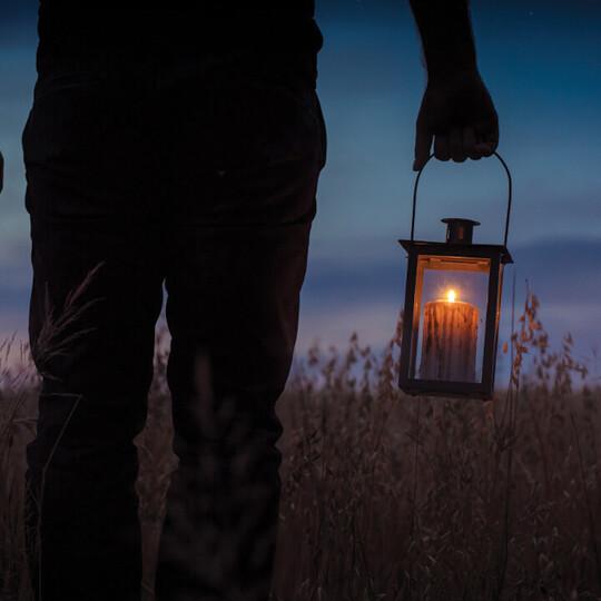 lanterns - Glamping North East