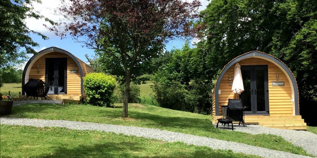 Hare Pheasant - Glamping North East