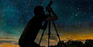 stargazing - Glamping North East